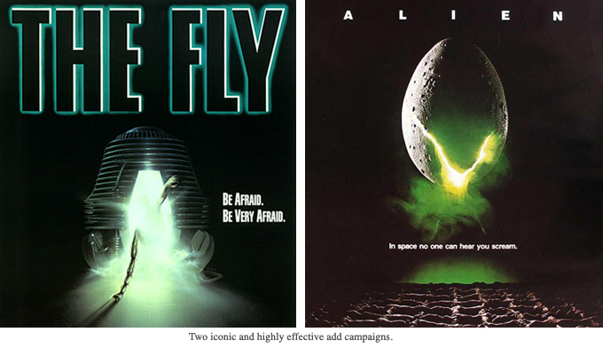 Thumb the fly posters