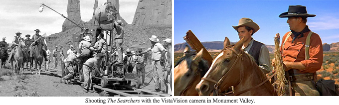 Thumb the searchers 10 vistavision